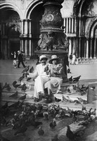 Meher Baba St Marks Square Italy 1932